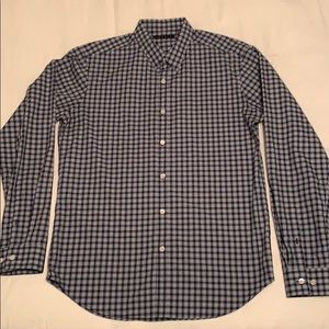 Men's Theory Long Sleeve Button Down